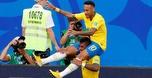 כמיטב המסורת: ברזיל ברבע עם 0:2 על מקסיקו