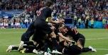 קרואטיה בחצי הגמר אחרי 3:4 בפנדלים על רוסיה