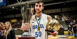 יובל זוסמן נבחר ל-MVP של אליפות אירופה