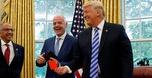 טראמפ ואינפנטינו נפגשו לקראת מונדיאל 2026