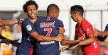 עונש חינוכי: קיליאן אמבפה הורחק מ-3 משחקים