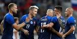 נבחרת סלובקיה הביסה 0:3 את דנמרק החובבנית