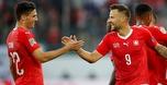 מדהימה: שווייץ חגגה עם 0:6 ענק על איסלנד