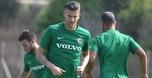 ריינן וקראמר בהרכב מכבי חיפה לגמר גביע הטוטו