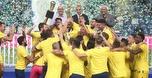 """מכבי ת""""א זכתה בגביע הטוטו עם 1:2 על חיפה"""
