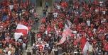 14,000 צופים בטרנר, רק 390 הגיעו לאשדוד