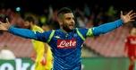 עשה צדק: אינסינייה נתן לנאפולי 0:1 על ליברפול