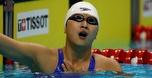 סינית בת 16 שברה את שיא העולם ב-400 מ' חופשי