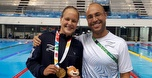 שיא ישראלי וזהב באולימפיאדת הנוער לגורבנקו