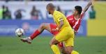 גבריאל תאמאש הורחק ב-0:0 של רומניה נגד סרביה