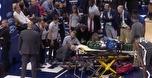 """""""תהיה חזק ילד"""": זעזוע ב-NBA מפציעת לאברט"""