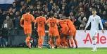 תלויה רק בעצמה: 0:2 חשוב להולנד על צרפת