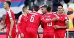 ראיקוביץ' וסרביה ניצחו 1:2 את מונטנגרו בדרבי