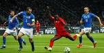 דקה 87: איטליה - פורטוגל 0:0