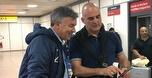 דריכות ואווירה טובה: הנבחרת הגיעה לסקוטלנד