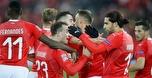 משוגע: שווייץ הפכה 2:0 ל-2:5 מול בלגיה ועלתה