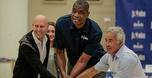 מוטומבו: שמח לפתוח את פרויקט ג'וניור ה-NBA