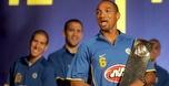 אגדות: שארפ ובאסטון יגיעו למשחק מול חימקי