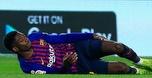 ברצלונה הודיעה: אוסמן דמבלה ייעדר ל-15 ימים