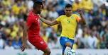 קשה בלי ניימאר: 1:1 מאכזב בין ברזיל לפנמה