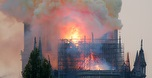 """""""מתפלל בשביל צרפת"""": בכדורגל הגיבו לשריפה"""