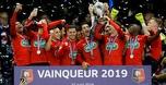בפעם ה-3 בתולדותיה: ראן מחזיקת הגביע הצרפתי