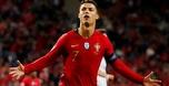 מדהים: שלושער ענק לרונאלדו, פורטוגל בגמר
