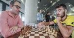 שחקני נתניה פגשו שחמטאים מהצמרת העולמית