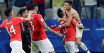 אופי של אלופה: צ'ילה העפילה לחצי הגמר