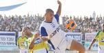סמבה בחוף פולג: ישראל במשחק ראווה מול ברזיל