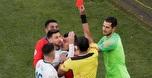 מסי הורחק לראשונה, 1:2 לארגנטינה על צ'ילה