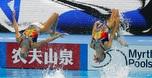 נבחרת השחייה האמנותית: שישית באליפות העולם