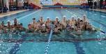 נבחרת השחייה ערכה אימון מיוחד ברמת הגולן