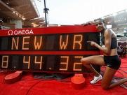 מדהים: שיא עולם חדש ב-3000 מ' מכשולים