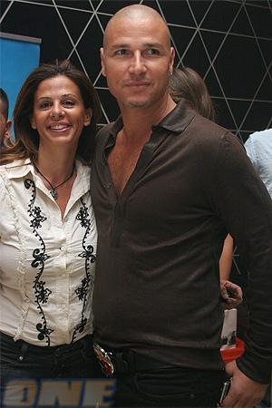 למרות כל הלחשושים: איציק ואילנה זוהר ביחד!!!