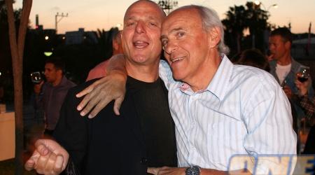 אבי כהן ומוטל'ה שפיגלר כיכבו בנבחרת השישים לישראל
