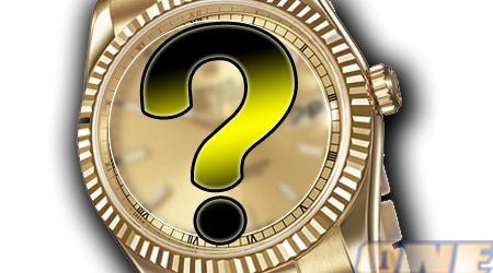 """פעם זה היה שעון, אח""""כ טבעת ועכשיו...?"""