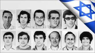 בגרמניה לא שוכחים: דקה דומיה ודגלים בחצי התורן לזכר נרצחי מינכן