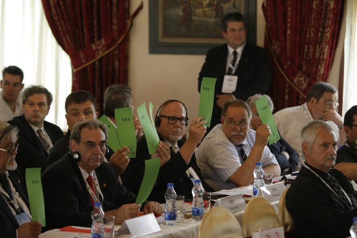 בשל הלחימה בדרום: הנהלת ההתאחדות האירופית בקליעה ביטלה את הישיבה בישראל
