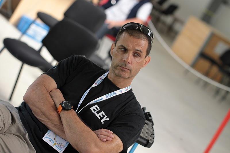 אליפות אירופה: גיא סטריק וליאור מדלל בחצי העליון