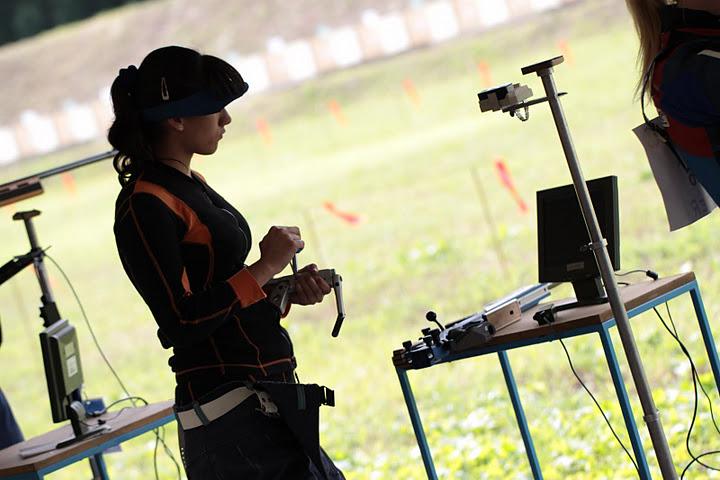 פולינה מדבינר במקום ה-12 באליפות אירופה עד גיל 21