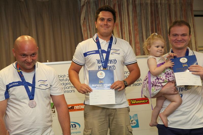 אליפות אירופה: הישג שיא לקרייבסקי – מקום 11