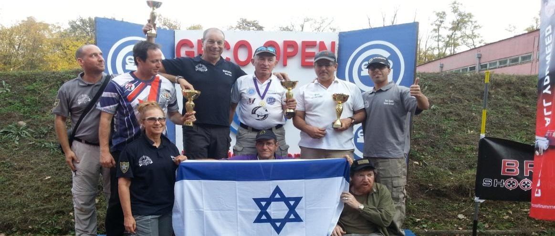 אליפות ירי מעשי OPEN GECO בהונגריה