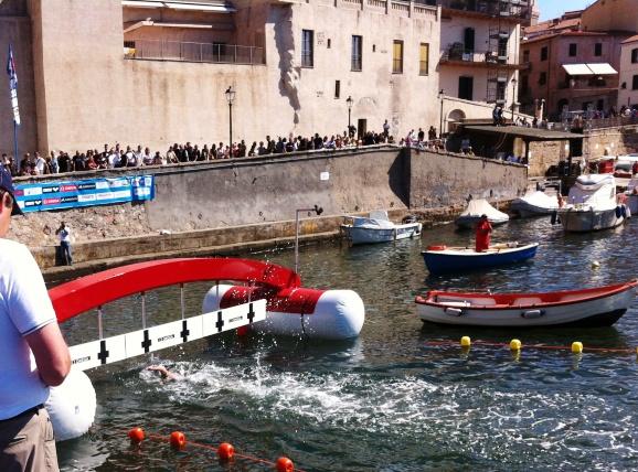 מים פתוחים באיטליה ובכנרת