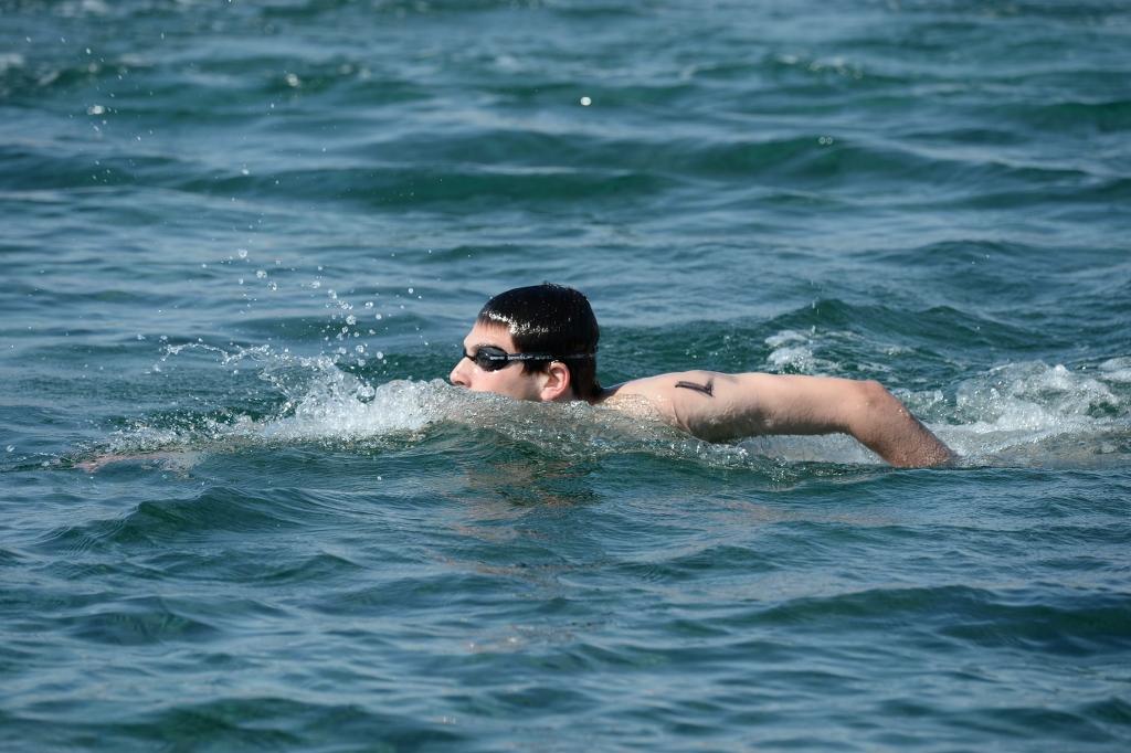 נבחרת ישראל במים פתוחים מוכנה לתחילת אליפות אירופה