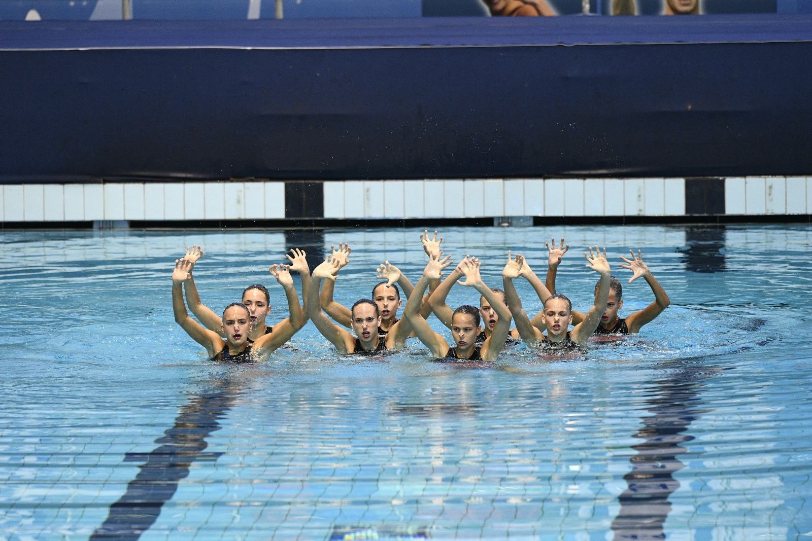 Synchronized Swimming - 2016 COMEN CUP