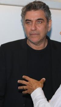 יוסי אירני. נציג FILA בישראל (עמית מצפה)