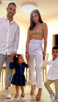 אוראל דגני והמשפחה (אינסטגרם)