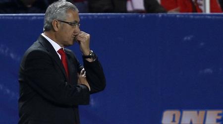 מאמן אתלטיקו, מנזאנו, מאוכזב לאחר התוצאה (רויטרס)