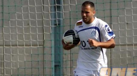 דיאב. הבקיע חצי משערי הקבוצה עם ארבעה בלבד (יניב גונן)